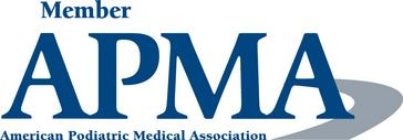 Member APMA American Podiatric Medical Association