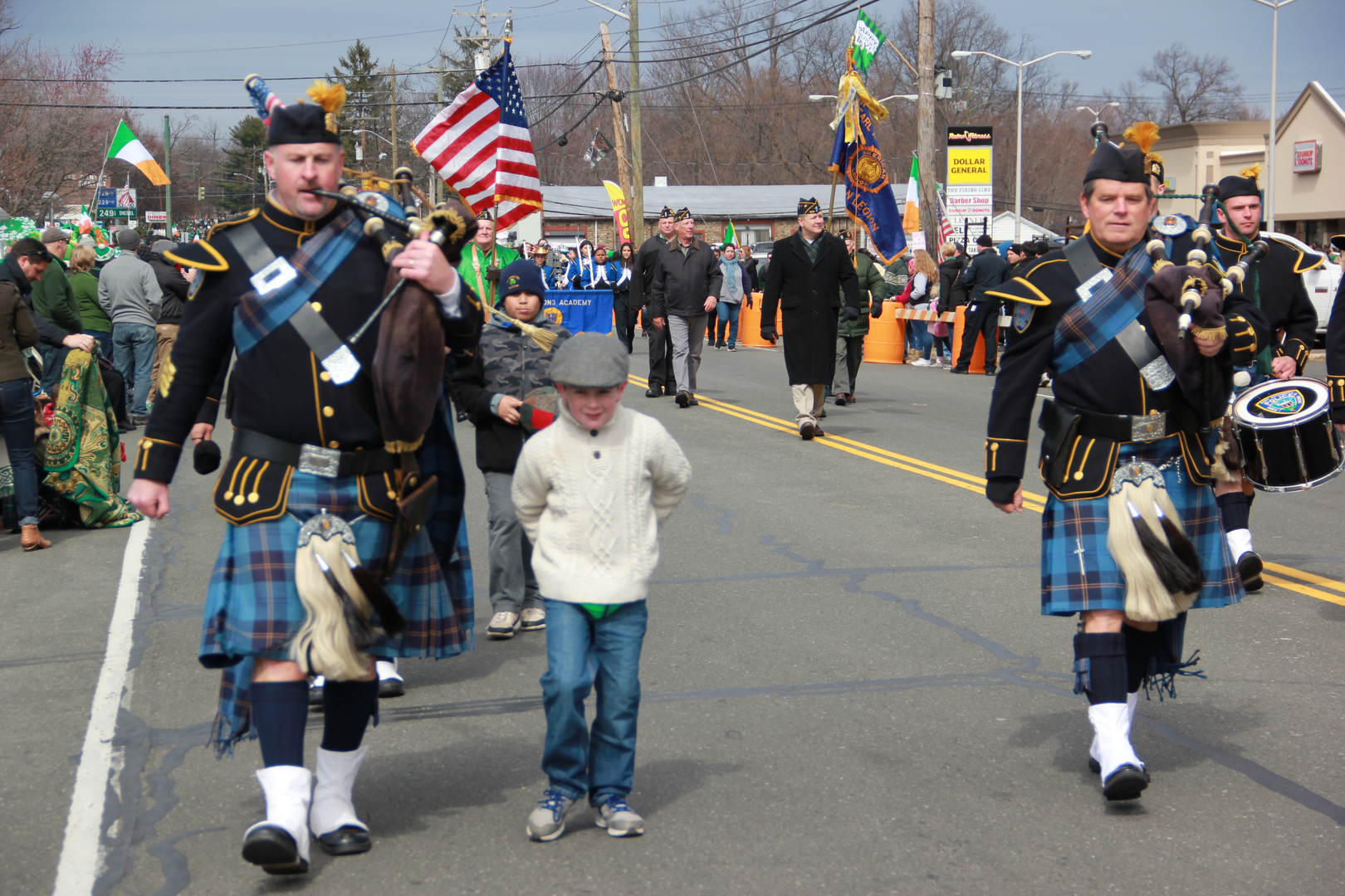 Papdpb - Port Authority Pipe Band
