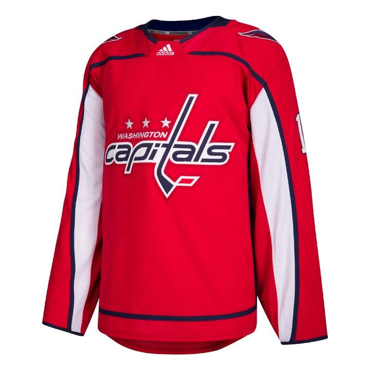 Adidas Hockey Team Jersey Washington Red Adult Youth