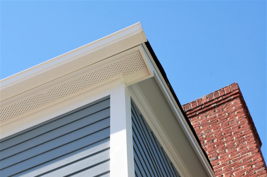 Hardie Siding Contractor Gaithersburg, MD Soffit