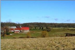 farmland in Bedminster Township