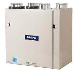 Broan HRV160TE ECM Motors Air Exchanger