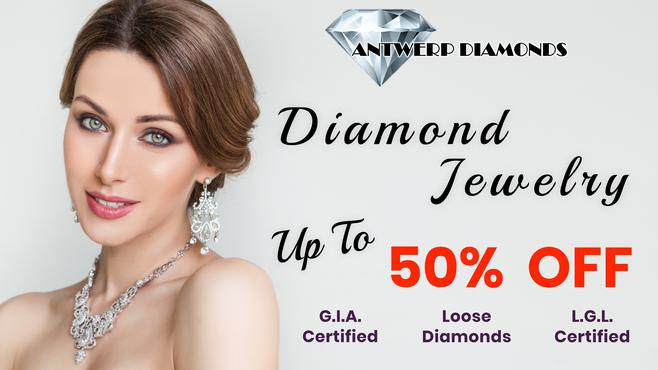 G.I.A. Certified Diamonds - Antwerp Diamonds and Jewelry of Roswell Georgia