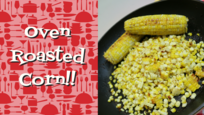 Oven Roasted Corn Recipe, Noreen's Kitchen