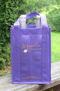 4 Bottle wine bag