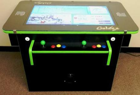 cocktail arcade game