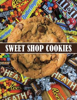 Sweet Shop Cookies Cookie Dough Fundraiser
