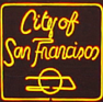 City of San Francisco drumhead.