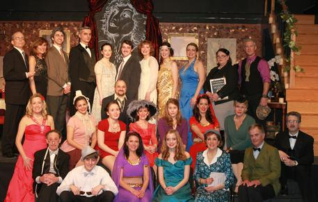 Theatre Guild of Hampden Presents Sunset Boulevard
