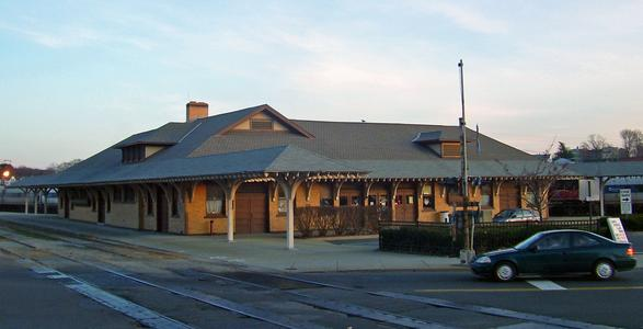 Former Union Station, the museum building in 2007.