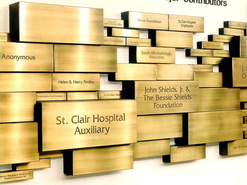 Fantastic Donor Recognition Wall Ideas Model - Wall Art Ideas ...