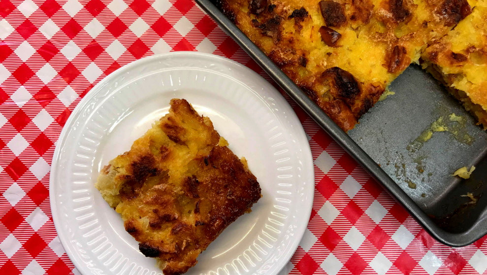 Mom's Pineapple Bake Recipe, Noreen's Kitchen