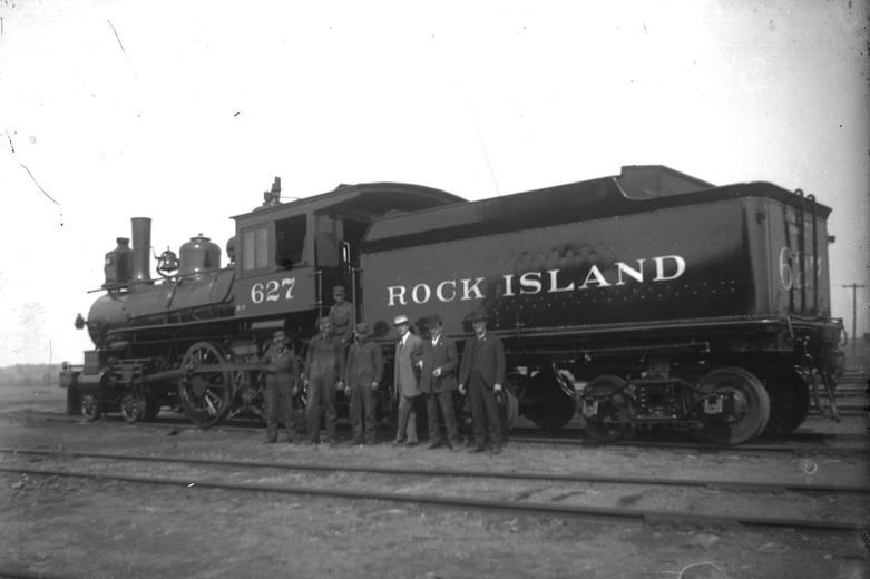 The Chicago, Rock Island and Pacific Railroad