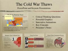 The Cold War Thaws History Presentation