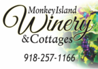 Monkey Island Winery and Cottages
