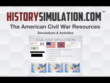 American Civil War Resources