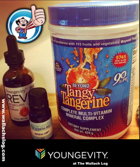 Youngevity at The Wallach Log