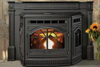 Pellet stoves and inserts