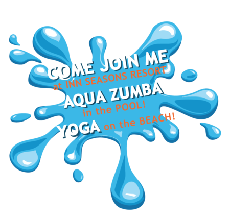 Inn Seasons, Aqua Zumba, Yoga