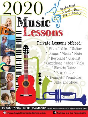 violin lessons boynton beach