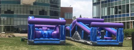 Obstacle Course Rentals Cleveland TN