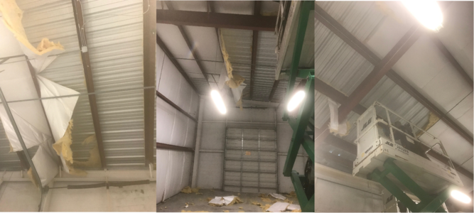 industrial insulation removal - ecomaster llc