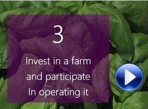 Own a vertical farm and manage myself