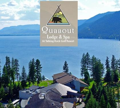 Quaaout Lodge & Spa