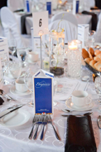 Highland Ball Place Setting
