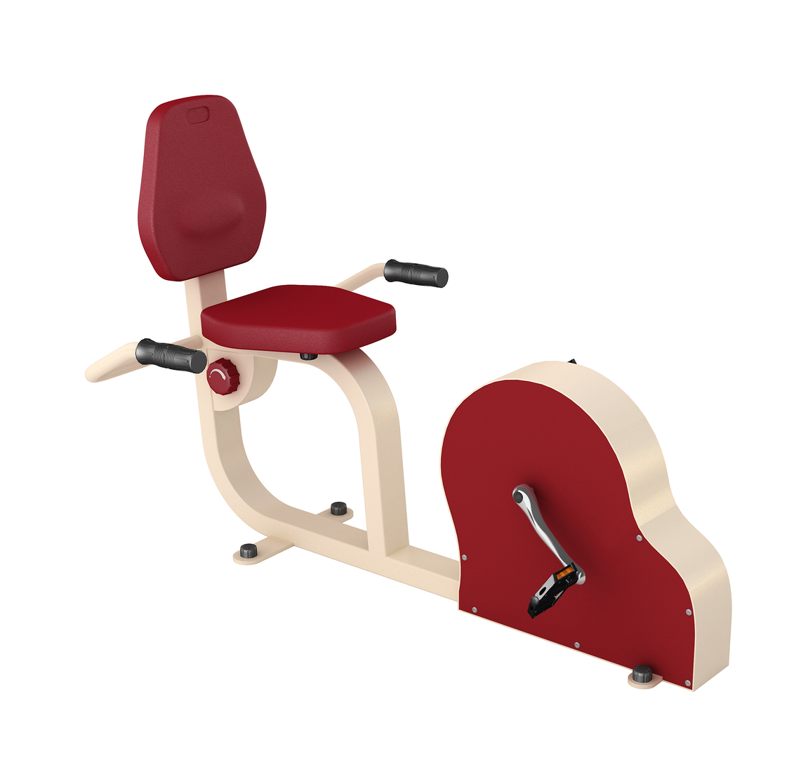 Gym Equipment Vadodara: Atlas Workout Machine