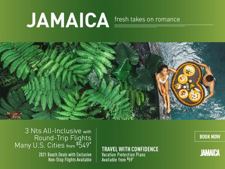 Jamaica Reopening Sale! All Inclusive Vacation Deals - Travel With Confidence