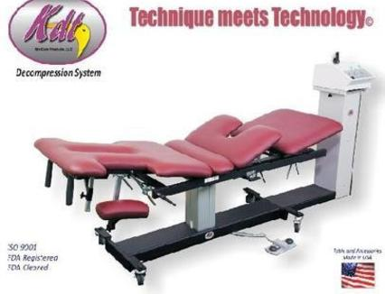 Spinal Decompression, Mechanical Traction, Traction, Back Pain, Neck Pain