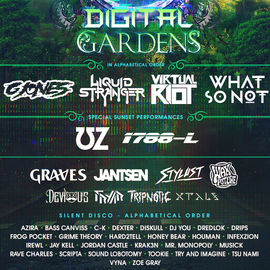 Digital Gardens 2019 Tickets On Sale NOW!
