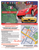 2020 Italian Car Day Flyer