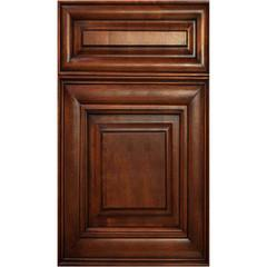 Chocolate Maple Glazed M01 J&K Cabinetry
