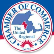 The United Regional Chamber of Commerce logo