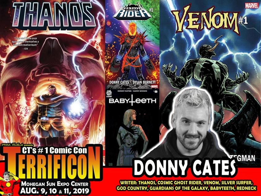 DONNY CATES ERRIFICON