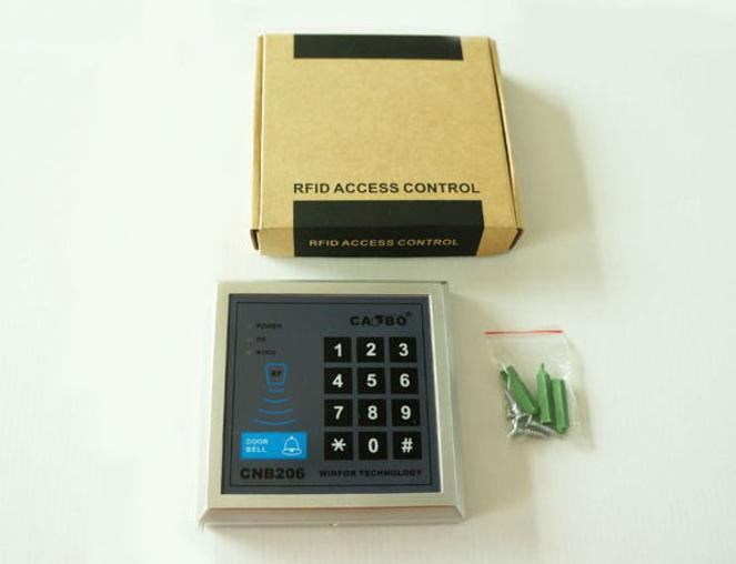 Package for access control keypad
