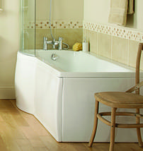 Bath tubs and panels