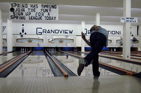 Bowling - Grandview Lanes
