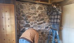 Prepping Stone Wall For Tuckpointing/Repointing