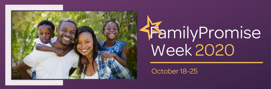 Family Promise Week banner