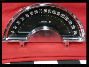 1958 Corvette speedometer repair