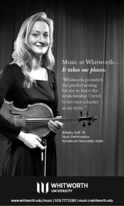 Whitworth Music