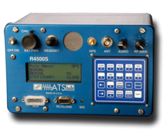 R4500S Data Logger receiver