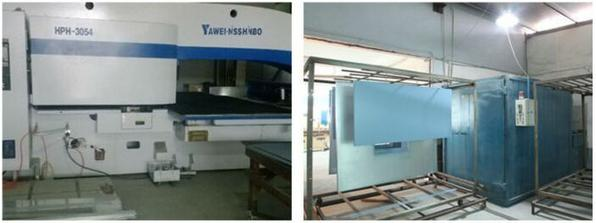 hermetic sliding door factory