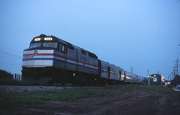 The Prairie Marksman at East Peoria in August 1981.