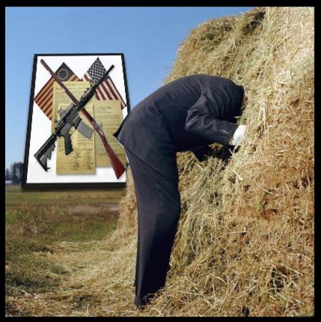 When looking for a needle in a haystack, at least try to find the particular haystack to look in.