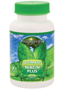 ULTIMATE NIACIN PLUS™ - 60 TABLETS