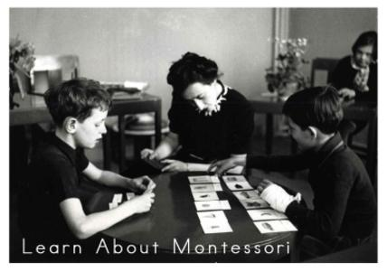 Learn about the Montessori method of education